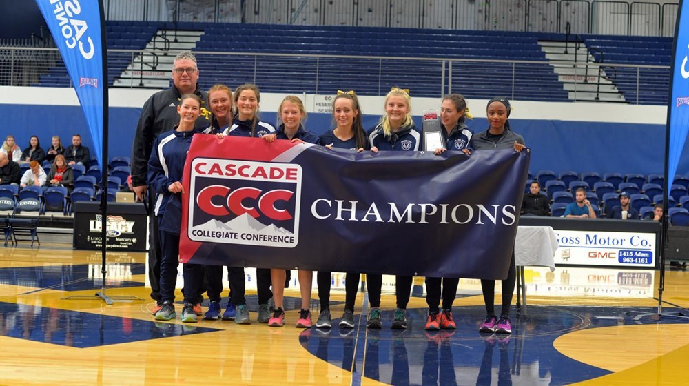 Oregon Tech Claims 1st CCC Women's Cross Country Title in Program History