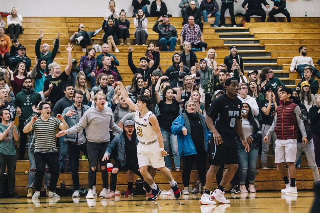 Martin Sets Scoring Record in 126-124 Win Over #17 Warner Pacific