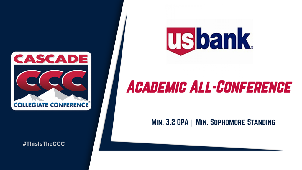 CCC Student-Athletes Earn U. S. Bank Academic All-Conference Recognition