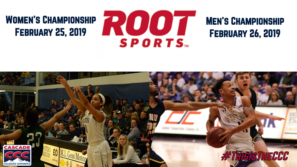 CCC Basketball Championship Games Again on ROOT SPORTS